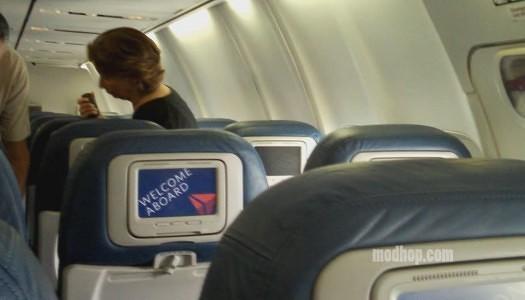 Delta – 737-800 (73H)- Seat 18D