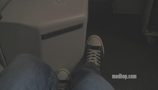 Video | Delta A330-300 – Economy Seat 10A (Exit)