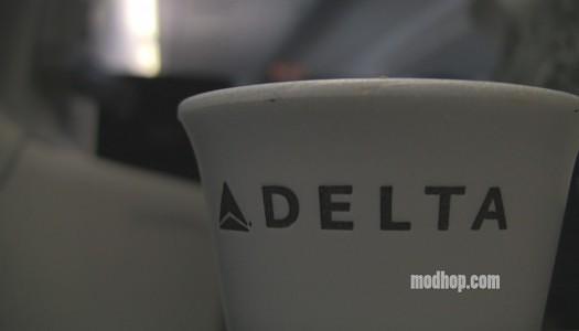 Video | Delta 747-400 – Economy Seat 36A