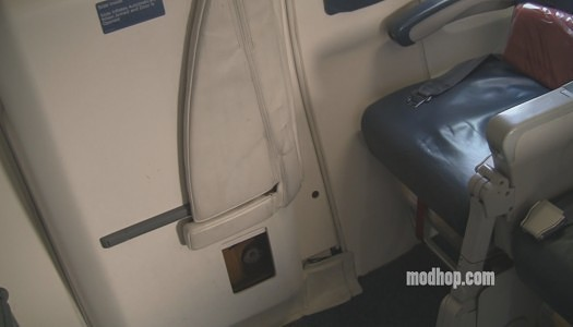 Video | Delta Airlines 757-200 Seat 36F (Exit)