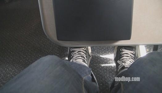 Video   United Airbus A319 – Economy Plus Seat 7D