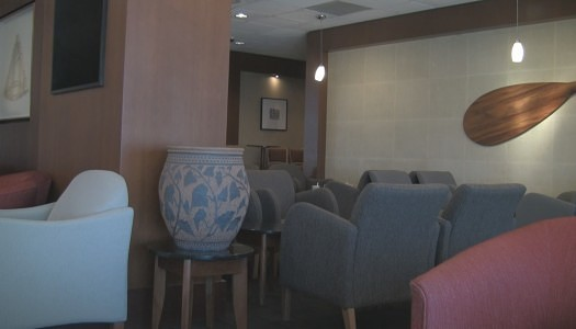 Video | Qantas Club Lounge | American Admirals Club – Honolulu (HNL)