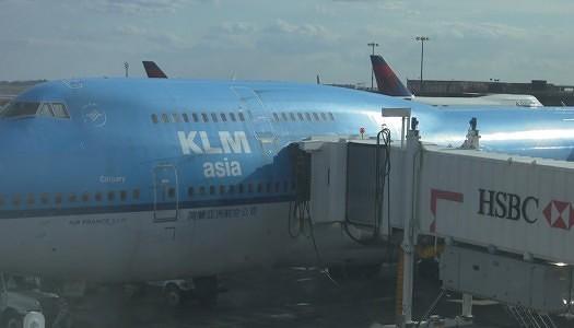 Video | KLM Boeing 747-400 Combi – KLM Economy Comfort Seat 9C