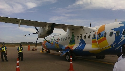 Bangkok Airways ATR72-500