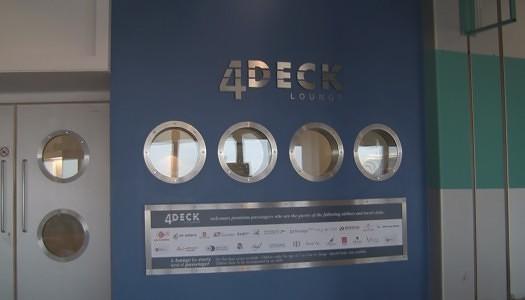 Video | 4Deck Lounge (Closed) – London Heathrow (LHR) Terminal 4