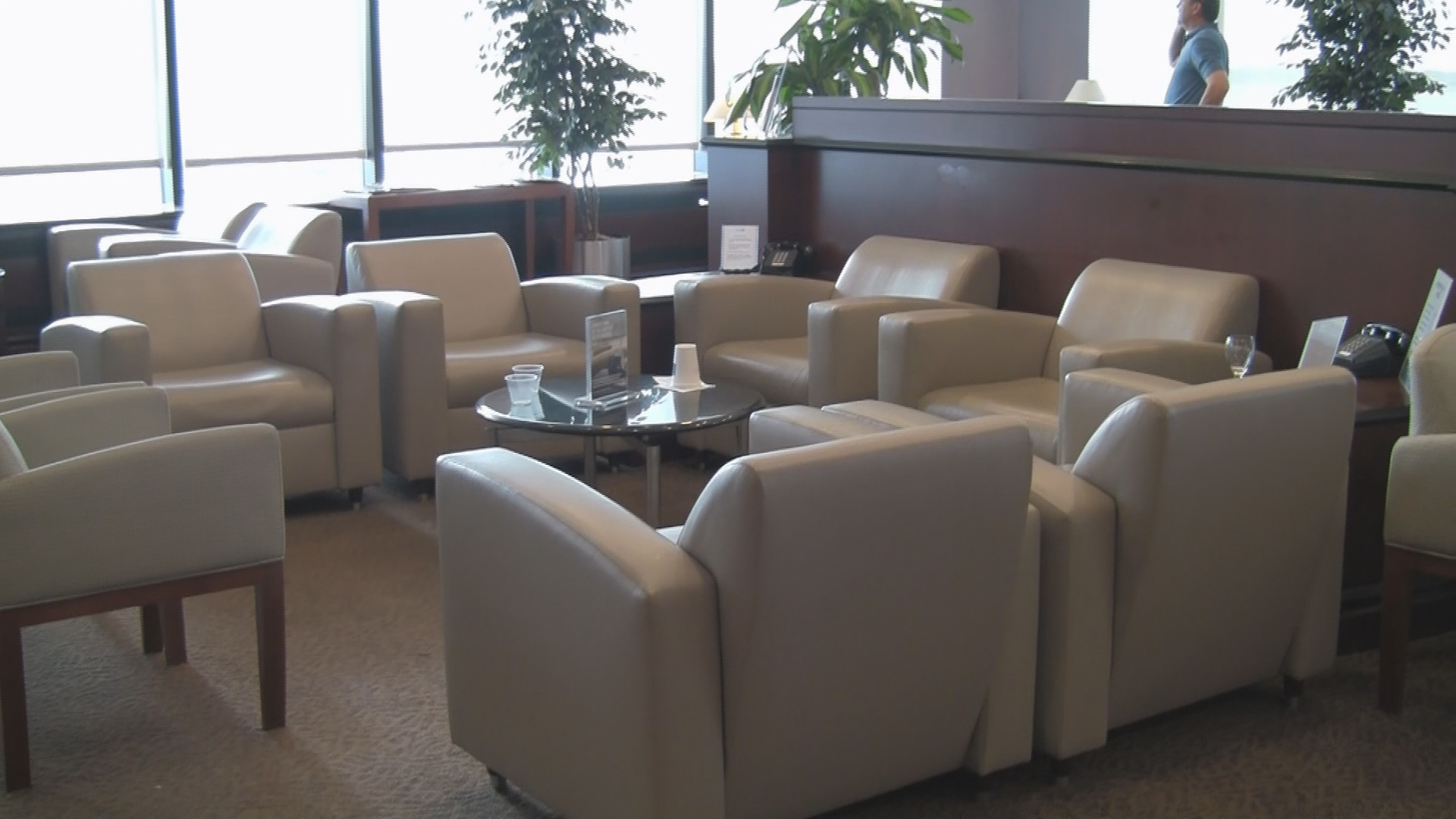 United Club At Cleveland Hopkins International Cle