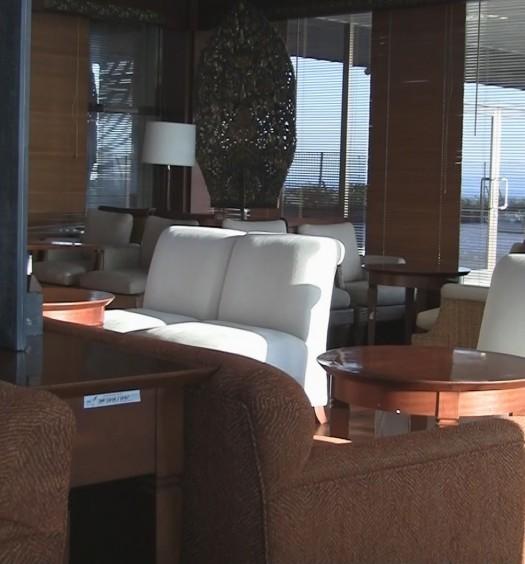 Premier Lounge at DPS