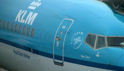 Video | KLM 737-900 – Bulkhead Economy Seat 6D