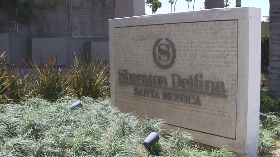 Sheraton Delfina in Santa Monica, CA