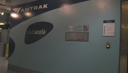 Video | Amtrak Club Acela Lounge – New York Penn (NYP)