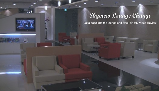 Video | Skyview Lounge (Ind.) – Singapore Changi (SIN)