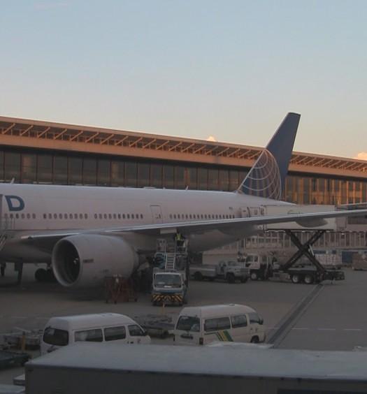 United Airlines 777-200ER (Former Continental)