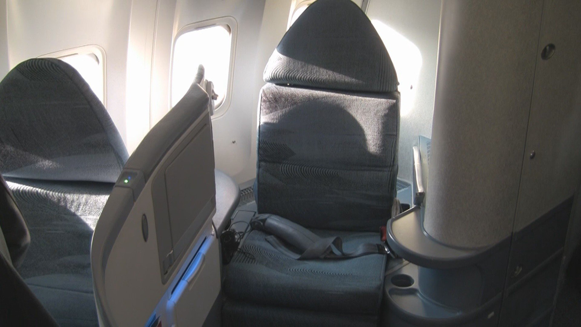 Video Air Canada Boeing 767 300mx Executive First