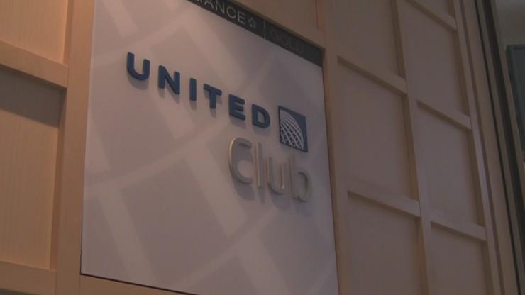 United Club at Tokyo Narita