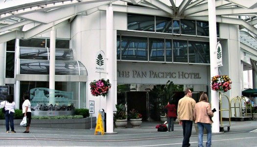 Pan Pacific Hotel – Vancouver, BC