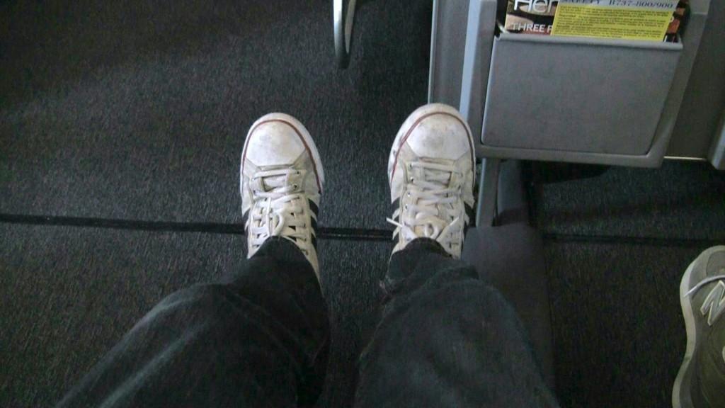 United 737-800 Seat 7D