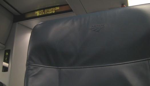 Amtrak Acela (Train) – First Class