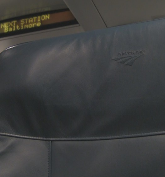 Amtrak Acela - First Class