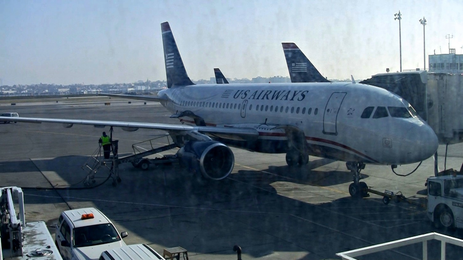 US Airways A319