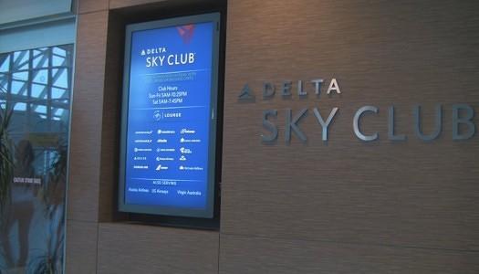 Delta Sky Club – New York LaGuardia (LGA) Terminal C