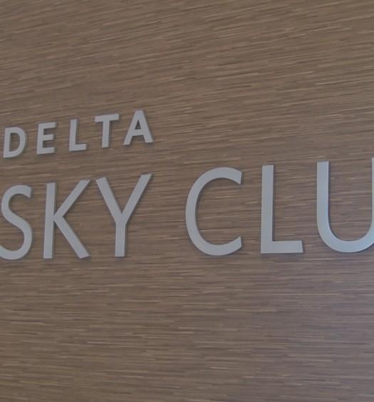 Delta Sky Club - LaGuardia