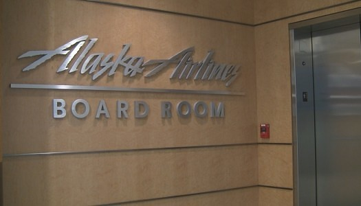 Video | Alaska Airlines Board Room – Los Angeles (LAX)