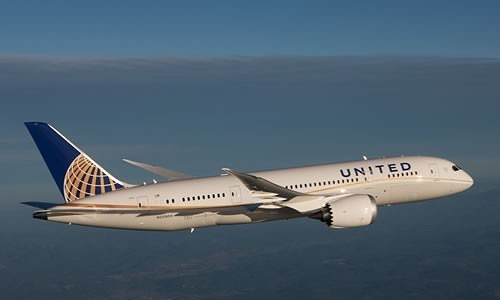 Live(ish) | United 787 Dreamliner