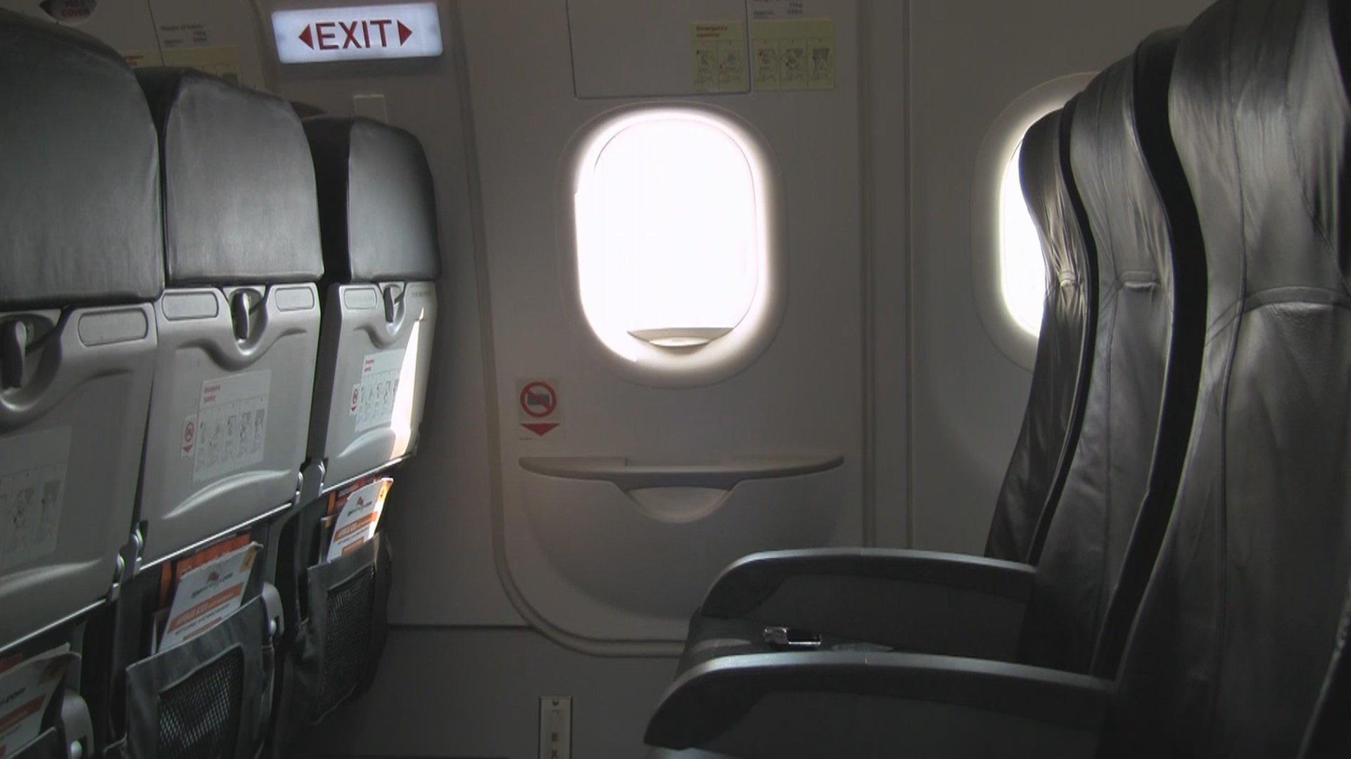 Video Tiger Airways Airbus A320 Quot Extra Legroom Quot Exit