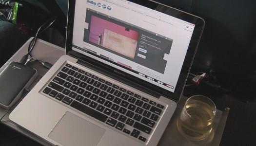 Video   Delta A320 – First Class Seat 2B