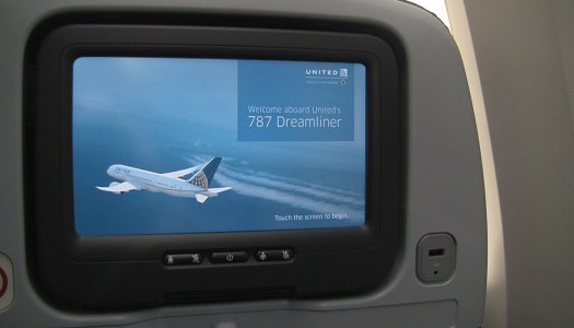 Video | United 787-8 Dreamliner – Economy Plus Seat 19L