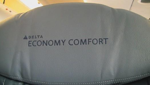 Video | Delta E170 – Economy Comfort Row 4
