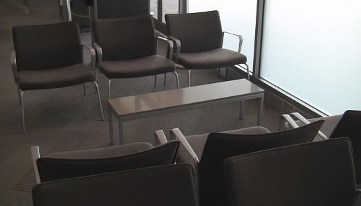 Video   Porter Airlines Lounge – Newark Liberty Int'l. (EWR)