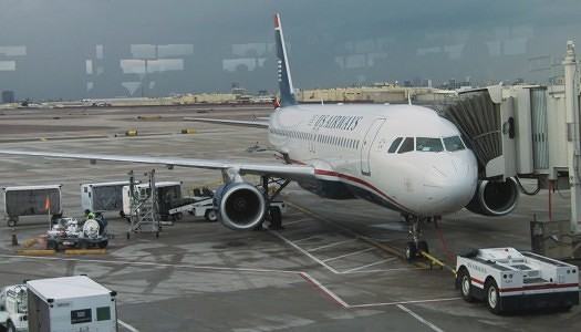 Video | US Airways A320 – First Class Row 3