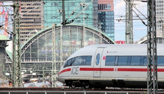 Video | Deutsche Bahn – Inter City Express (ICE) First Class