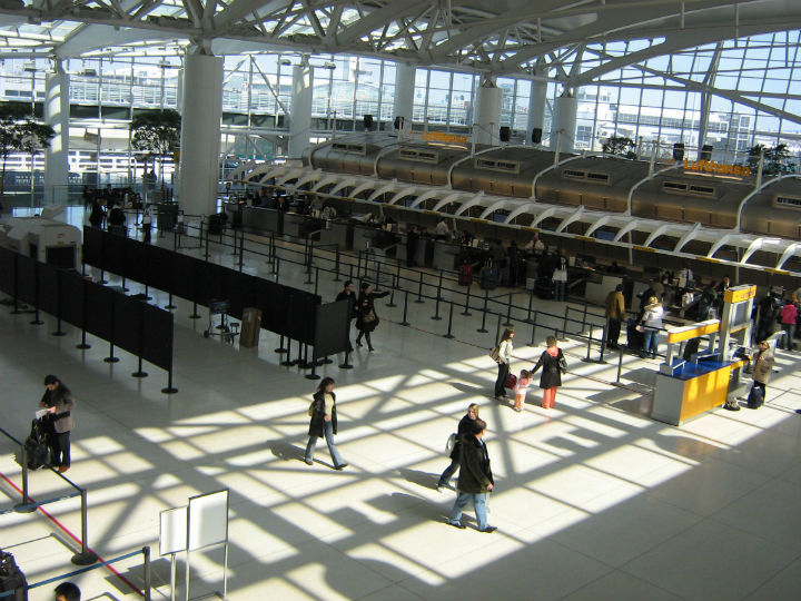 Advisory jfk t4 poised to create more tsa haters for Hotel at jfk terminal