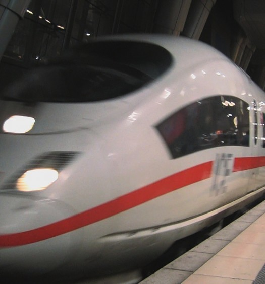 Deutsche Bahn ICE Germany