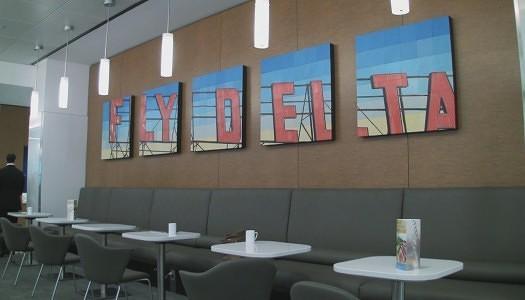 Video | Delta Terminal 4 at JFK – Sky Club & more!