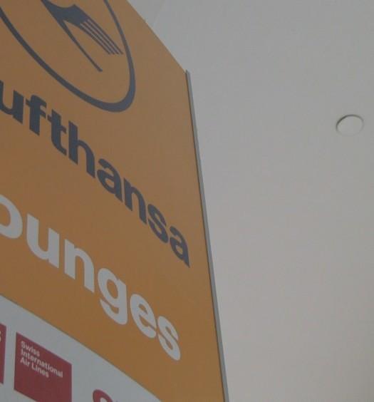 Lufthansa JFK Senator Lounge