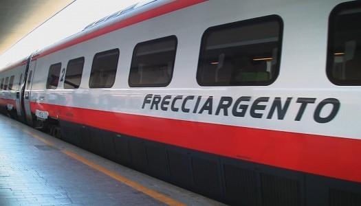 Video   Trenitalia Frecciargento First Class