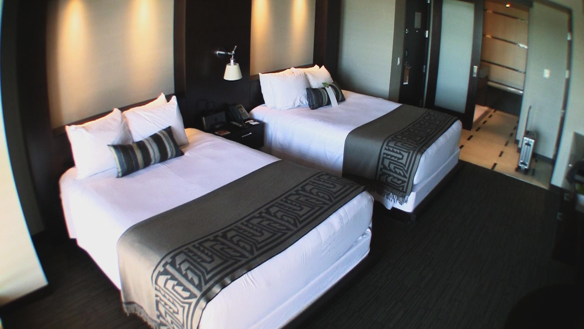 Talking Stick Resort Queen Beds