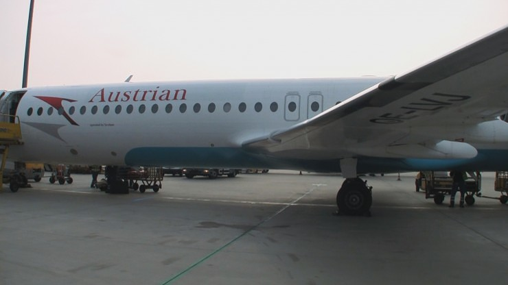 Austrian Airlines F100