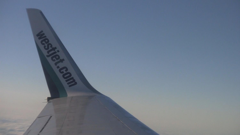 WestJet 737-700 Sharklet