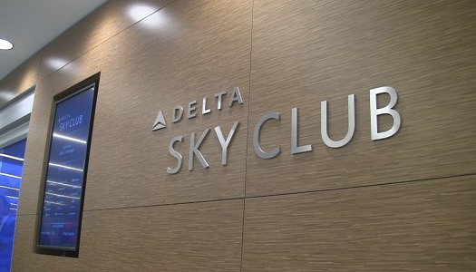 Video | Delta Sky Club JFK Terminal 4 – New York