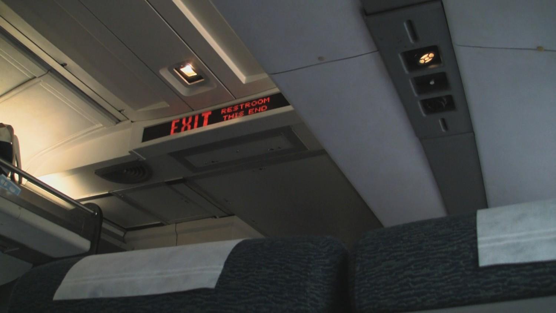 Amtrak NE Regional Quiet Car