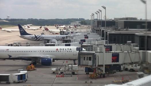 Airport Zen   MSP Observation Deck – Minneapolis St. Paul