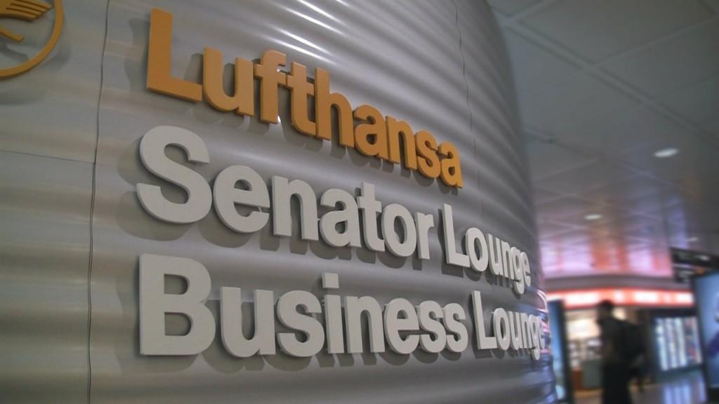 Lufthansa Senator Lounge Munich