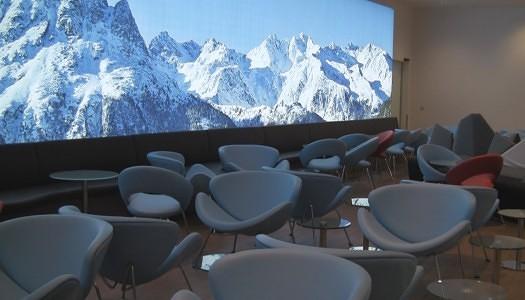 Video   Austrian Airlines Lounge Vienna – Schengen Business Class