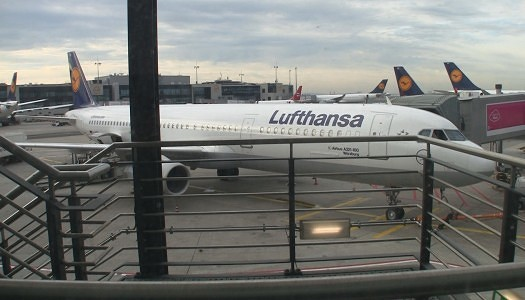 Video | Lufthansa Business Class A321 – Seat 2D