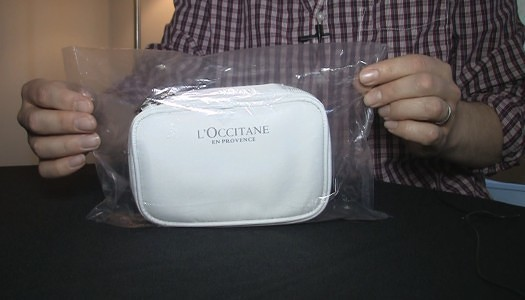 Video | unBOX Air China Amenity Kit – Business Class