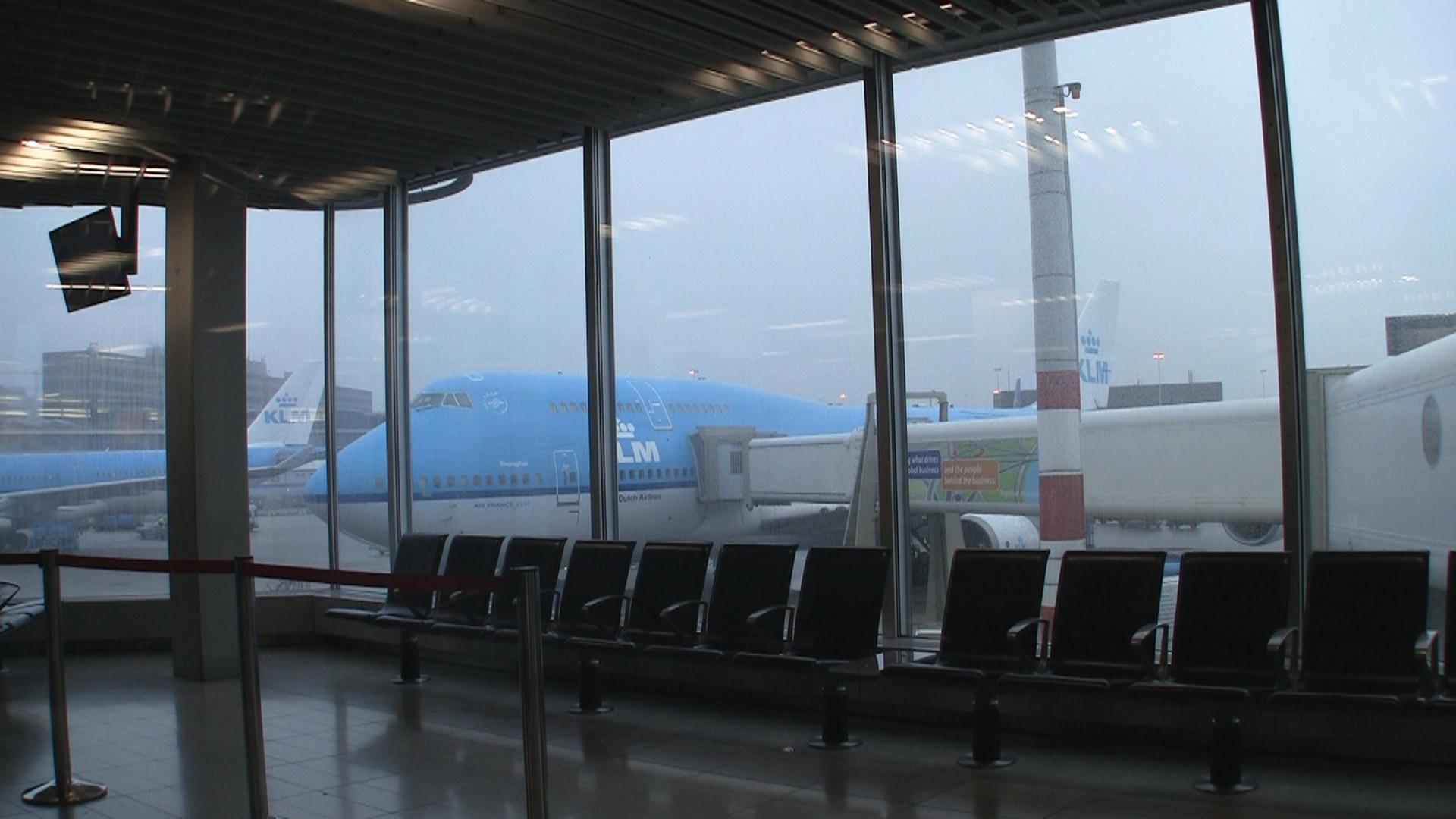 Video klm economy comfort 747 400 combi 14d e for Interieur 747